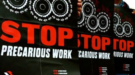 stop precarius work