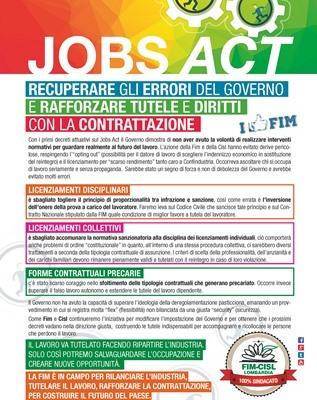Volantino Jobs act Fim Lombardia 3