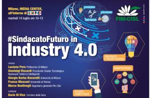 #SindacatoFuturo #Industry4.0 #Fim Cisl