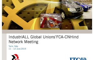 Fiat-Chrysler Network Meeting 2015 locandina