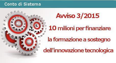 avviso 3-2015 innovazione_rossodef