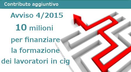 avviso 4_2015 - aziende cig