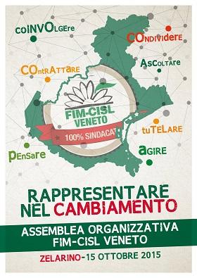 Assemblea FIM VENETO Locandina 1