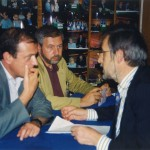 Giorgio Caprioli, Pierpalo Baretta, Giovanni Vizio