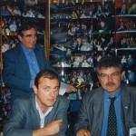 Giorgio Caprioli, Salvatore Biondo, Gianni Italia