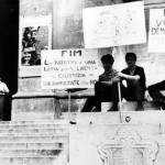 Comizio Franco Bentivogli primavera1974 referendum divorzio
