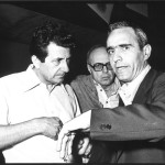 Franco Bentivogli e Pierre Carniti