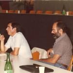 Gianni Italia e Alberto Tridente