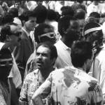 Manifestanti 1990