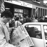 Manifestazione Cisl