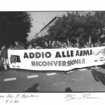 Manifestazione Nazionale Metalmeccanici 1990