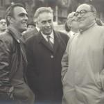 Pierre Carniti e V.Fox