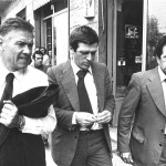Bruno Trentin, Giorgio Benevenuto, Franco Bentivogli
