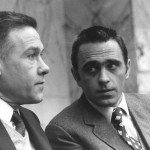 Bruno Trentin e Pierre Carniti