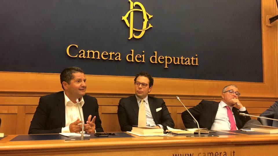Abbiamo rovinato l italia presentazione del libro alla for Camera dei deputati italiana