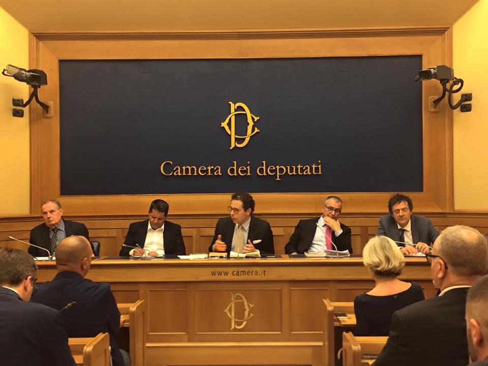 Abbiamo rovinato l italia presentazione del libro alla for Camera dei deputati italia