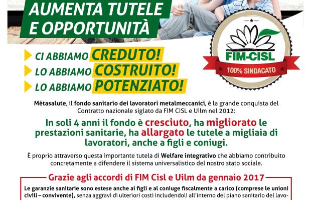 Volantino METASALUTE 0117
