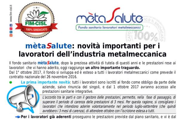 Volantino Metasalute 20 lug 2017