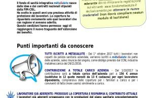 Pag 1 Volantino FIM Metasalute