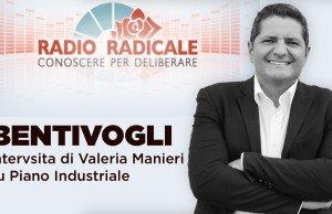 Bentivogli a Radio Radicale