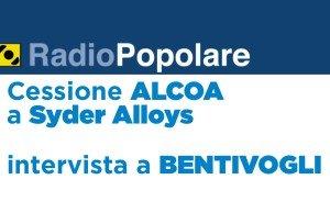 Cessione ALCOA radio popolare