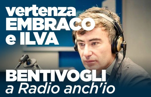 radio anch'io EMBRACO 2