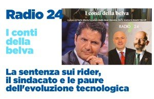 I conti della belva Rider e tecnologia