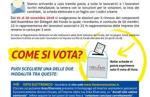 locandina schede METASALUTE FIM 2018