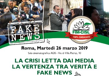 Tra verità e fake news